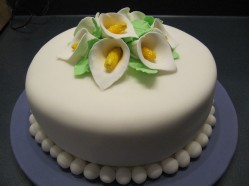 Final Cake Fondant Class