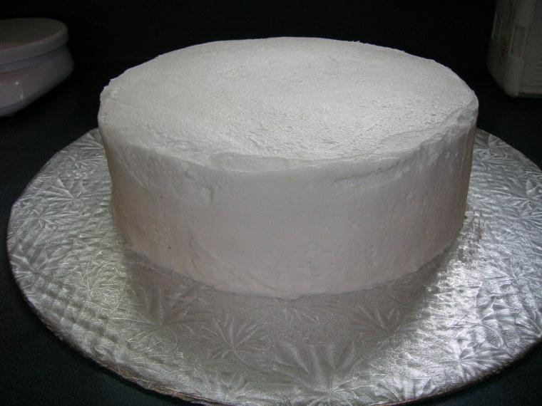 frist cake