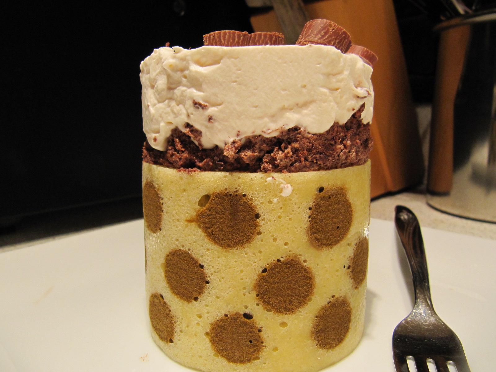 Joconde Cake Tips