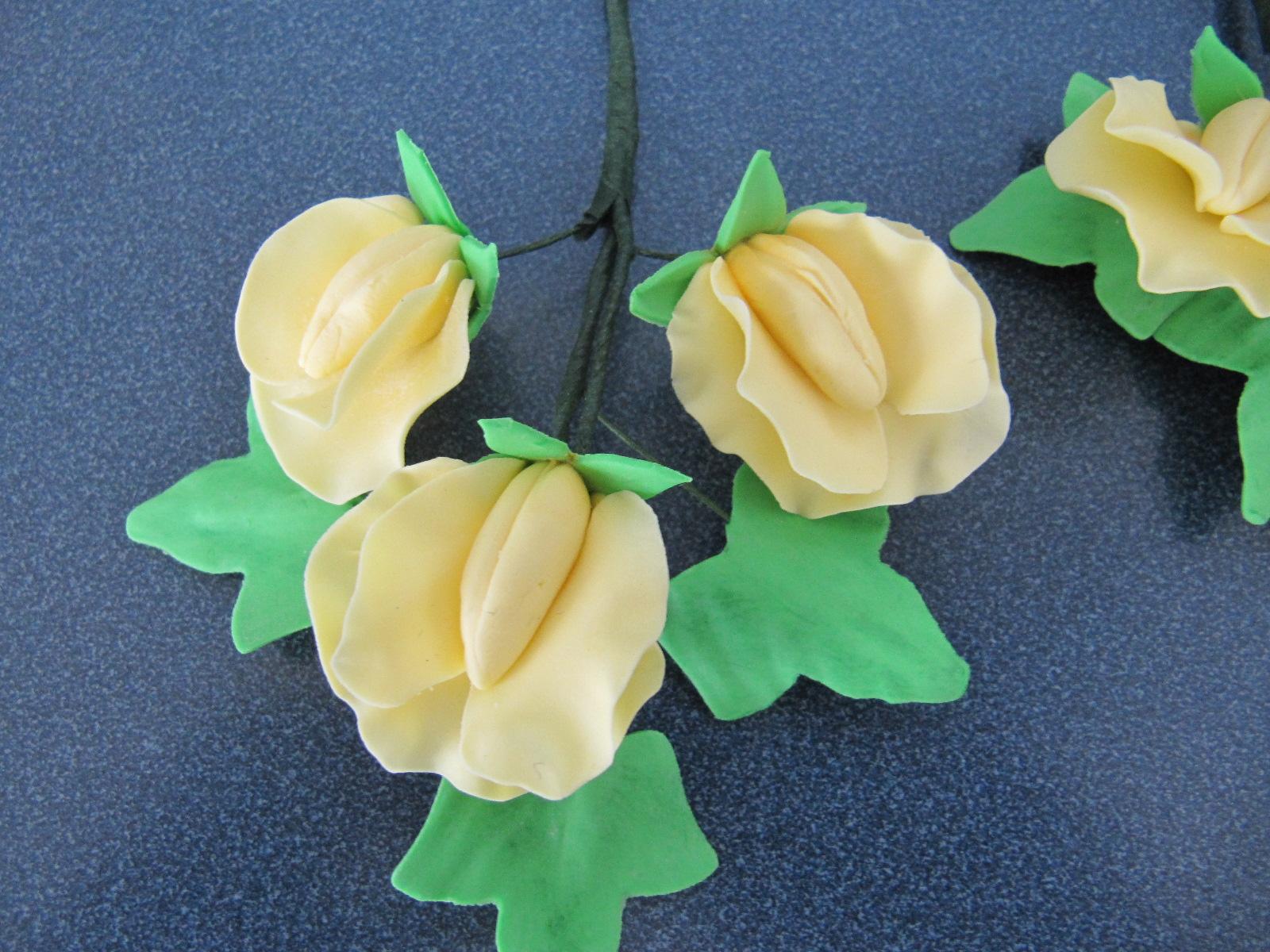 Wilton Advanced Gum Paste Flowers – Erica s Edibles