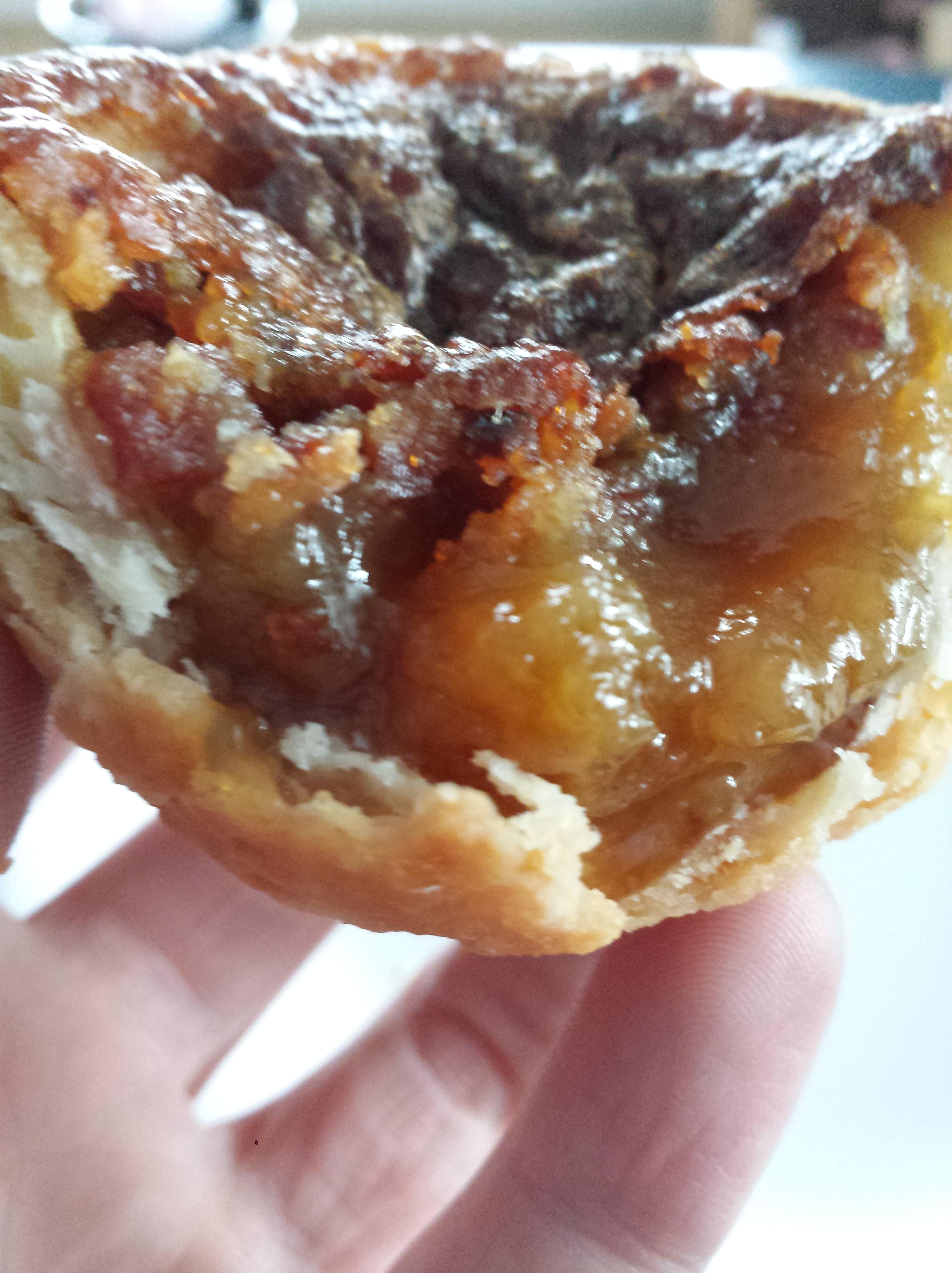 maple bacon butter tarts | Erica's Edibles