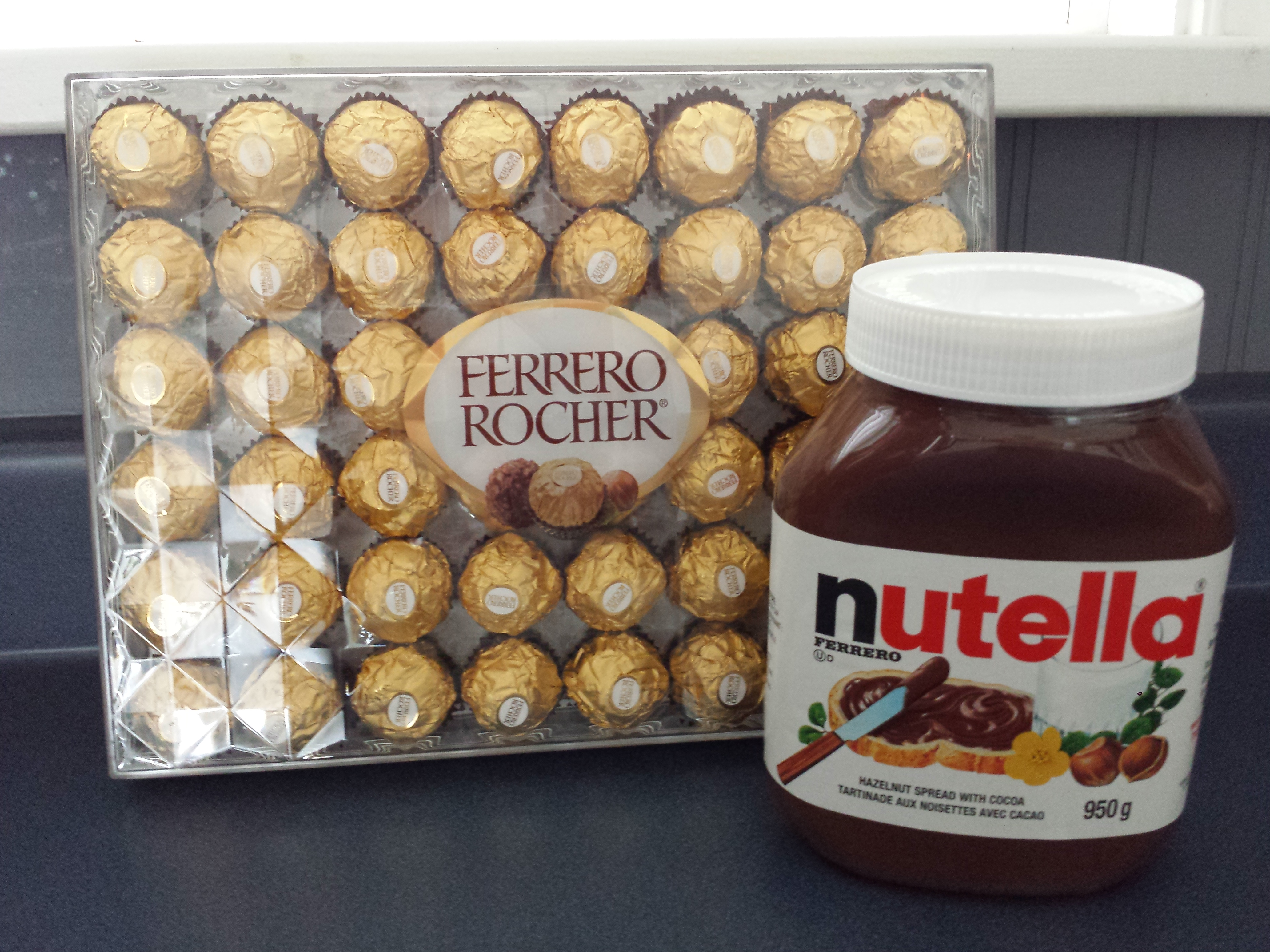 Nutella by numbers — Family Capital